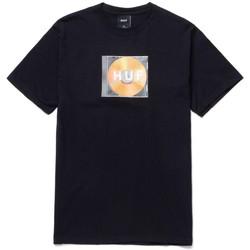 textil Hombre Camisetas manga corta Huf T-shirt mix box logo ss Negro