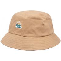 Accesorios textil Hombre Sombrero Huf Cap crown reversible bucket hat Marrón