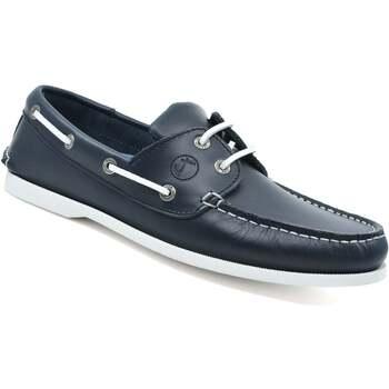 Zapatos Hombre Zapatos náuticos Seajure Náuticos Watamu Azul marino