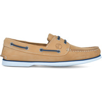 Zapatos Hombre Zapatos náuticos Seajure Náuticos Cofete Camello