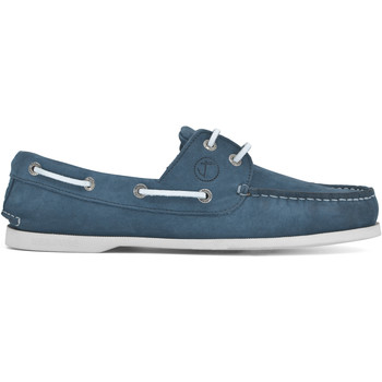 Zapatos Hombre Zapatos náuticos Seajure Náuticos Binz Azul