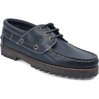 Zapatos Hombre Zapatos náuticos Seajure Náuticos Lubmin Azul marino