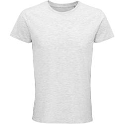 textil Hombre Camisetas manga corta Sols 03582 Gris
