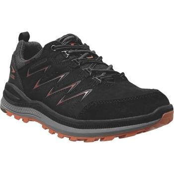 Zapatos Hombre Zapatillas bajas Allrounder by Mephisto Rake off-tex Negro/naranja