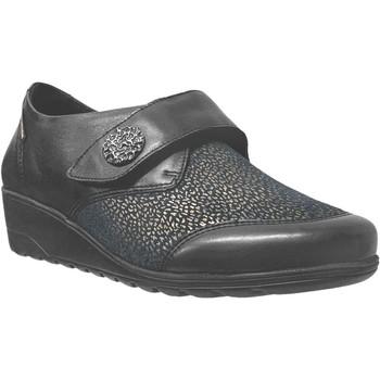 Zapatos Mujer Derbie Mobils By Mephisto Branda Cuero negro