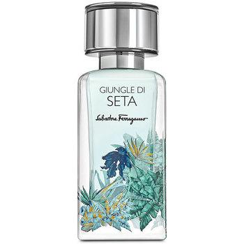 Belleza Perfume Salvatore Ferragamo Giungle Di Seta Edp Vaporizador