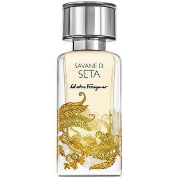 Belleza Perfume Salvatore Ferragamo Savane Di Seta Edp Vaporizador