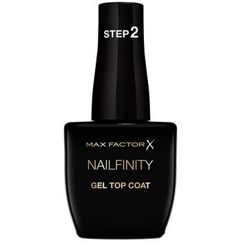 Belleza Mujer Esmalte para uñas Max Factor Nailfinity Top Coat 100-the Finale