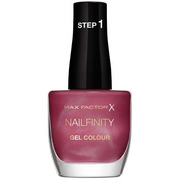 Belleza Mujer Esmalte para uñas Max Factor Nailfinity 240-tarlet