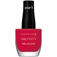 Belleza Mujer Esmalte para uñas Max Factor Nailfinity 300-ruby Tuesday