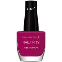 Belleza Mujer Esmalte para uñas Max Factor Nailfinity 340-vip