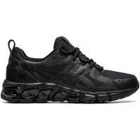 Zapatos Niños Zapatillas bajas Asics Baskets enfant  Gel-Quantum 180 Gs noir/noir