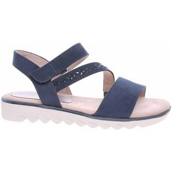 Zapatos Mujer Sandalias Jana 882866126805 Azul marino
