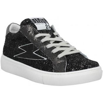 Zapatos Mujer Zapatillas bajas Semerdjian 139095 Negro