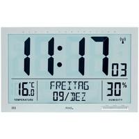 Relojes & Joyas Relojes digitales Ams 5888, Quartz, Grey, Digital, Modern Gris