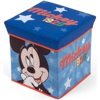 Casa Niños Baúles, cajas de almacenamiento Disney WD13015 Azul