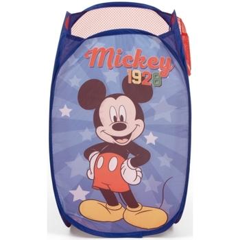 Casa Niños Baúles, cajas de almacenamiento Disney WD13014 Azul