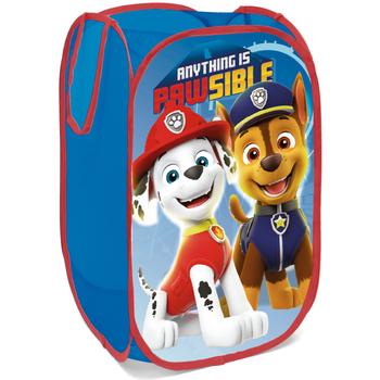 Casa Niños Baúles, cajas de almacenamiento Patrulla Canina PW13032 Azul