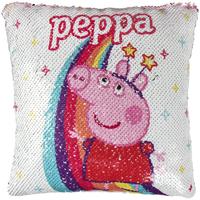 Casa Niños Cojines Peppa Pig 2200004492 Rosa