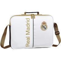 Bolsos Funda ordenador Real Madrid 611954385 Blanco