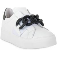 Zapatos Mujer Zapatillas bajas At Go GO 4693 GALAXY BIANCO Bianco