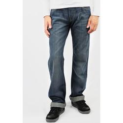 textil Hombre Vaqueros rectos Lee Dexter L707OECO azul