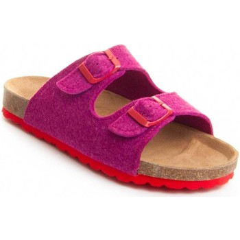 Zapatos Mujer Zuecos (Mules) Northome 71969 FUXIA