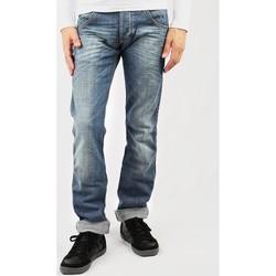 textil Hombre Vaqueros slim Wrangler Sencer W184EY20S azul