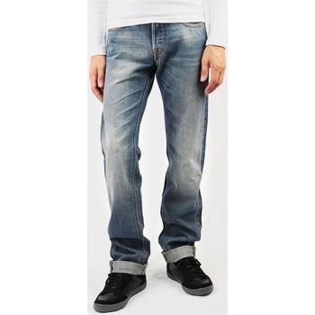 textil Hombre Vaqueros rectos Lee Blake L708CRCH azul