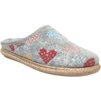 Zapatos Mujer Pantuflas Toni Pons Miri-hf Lienzo gris