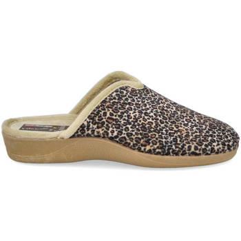 Zapatos Mujer Pantuflas Andrea Ruiz 410 CRUDO