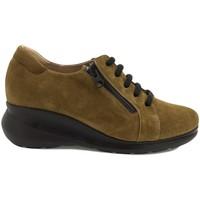 Zapatos Mujer Derbie Piesanto 215825 Marrón