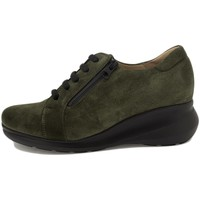 Zapatos Mujer Derbie Piesanto 215825 Verde