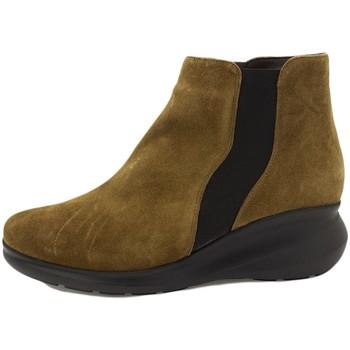 Zapatos Mujer Botines Piesanto 215858 Marrón