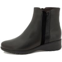 Zapatos Mujer Botines Piesanto 215977 Negro