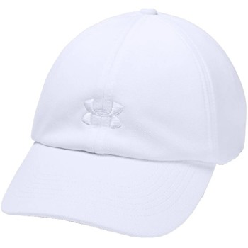 Accesorios textil Mujer Gorra Under Armour W Play Up Cap Blanc