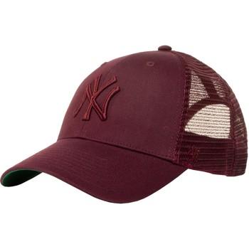Accesorios textil Gorra 47 Brand MLB New York Yankees Branson Cap Bordeaux