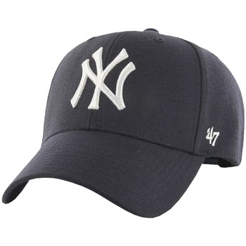 Accesorios textil Gorra 47 Brand New York Yankees MVP Cap Bleu marine