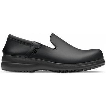 Zapatos Hombre Slip on Feliz Caminar Zapato Laboral SENSAI - Negro