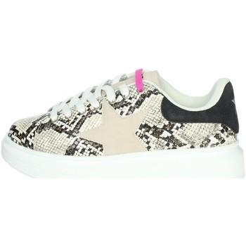 Zapatos Mujer Zapatillas bajas Shop Art SHOP-48 Beige