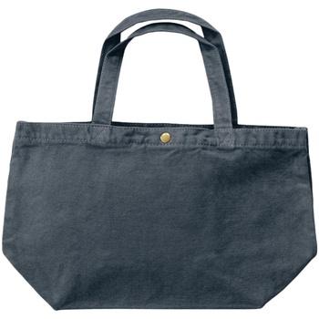 Bolsos Bolso shopping Bags By Jassz CA3923SCS Azul Vaquero