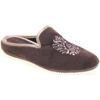 Zapatos Mujer Pantuflas Norteñas 73525.10 NOR MARRON