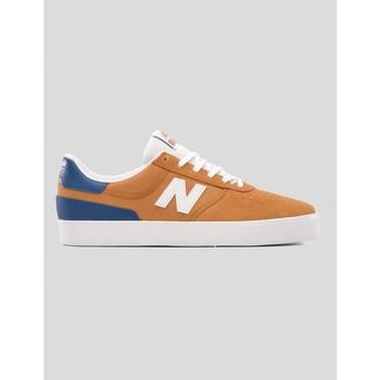 Zapatos Hombre Zapatos de skate New Balance Numeric ZAPATILLAS  272 ORB ORANGE BLUE Naranja