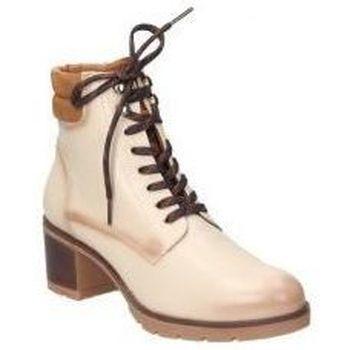 Zapatos Mujer Botines Desiree BOTINES DESIREÉ ROSY5 SEÑORA POLAR Blanc