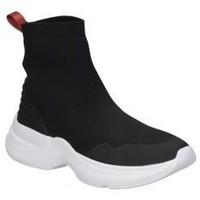 Zapatos Mujer Botines MTNG BOTINES  60181 MODA JOVEN NEGRO Noir