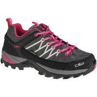 Zapatos Mujer Senderismo Cmp Rigel Low Grise