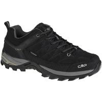 Zapatos Hombre Senderismo Cmp Rigel Low Noir