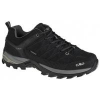 Zapatos Hombre Senderismo Cmp Rigel Low negro