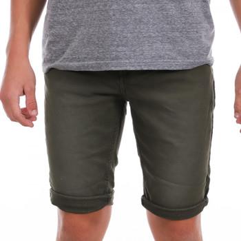 textil Hombre Shorts / Bermudas Paname Brothers  Verde