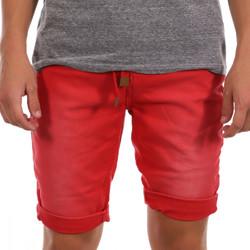 textil Hombre Shorts / Bermudas Paname Brothers  Rojo